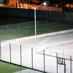 Ilum. campo deportivo