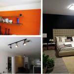 Iluminacion habitaciones de hotel